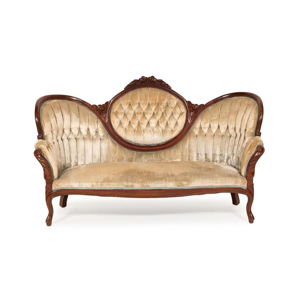 Rebecca Sofa - A Chair Affair Rentals