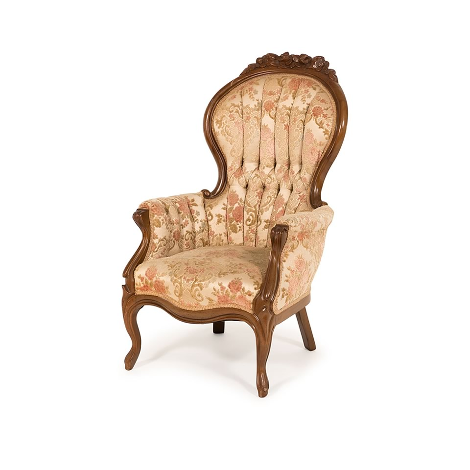 Renee Arm Chair - A Chair Affair Rentals