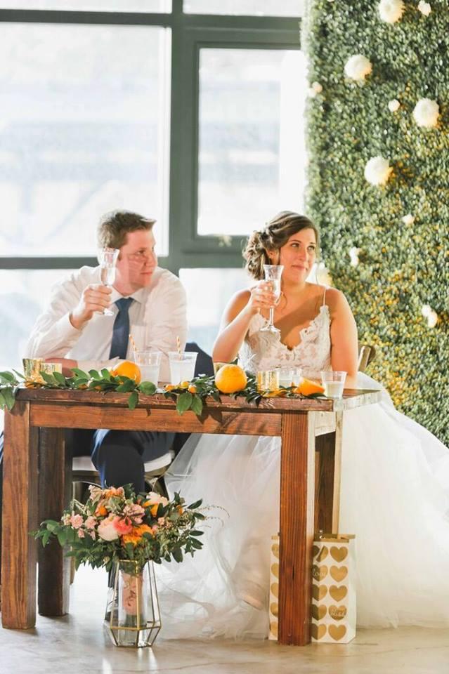 morean center a chair affair mahogany sweetheart table hedge wall