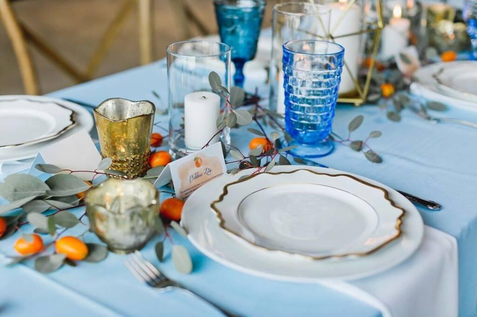 morean center a chair affair table setting
