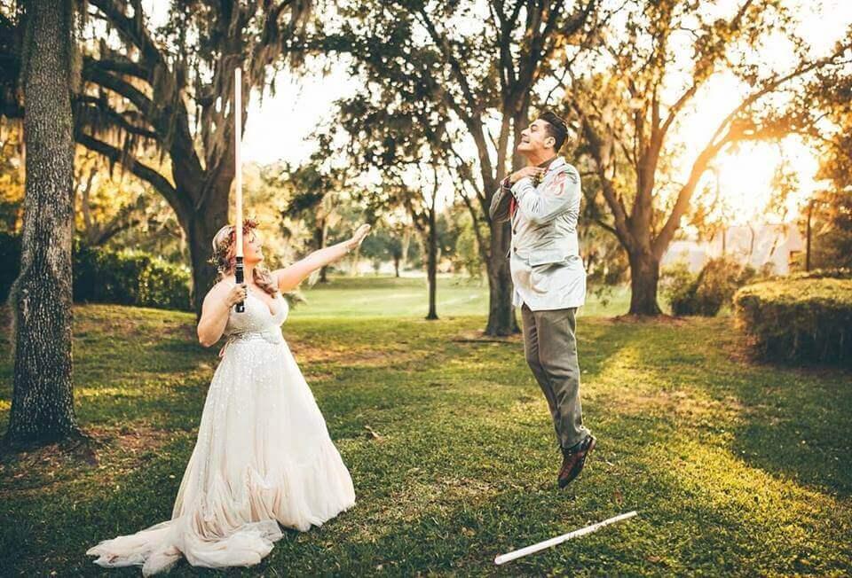 Star Wars Wedding.Orlando Science Center Star Wars Wedding A Chair Affair Inc