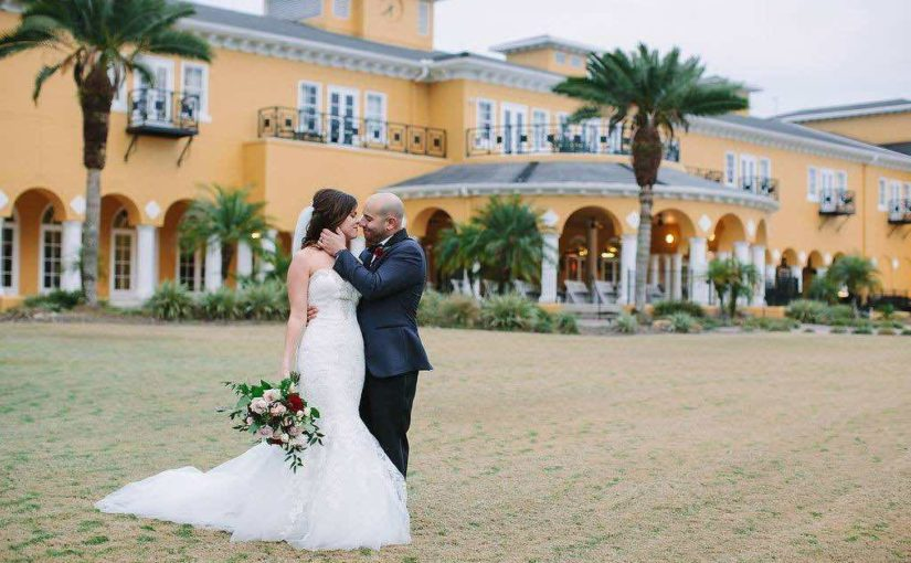 Tampa Palms Golf and Country Club Tampa Bay Wedding