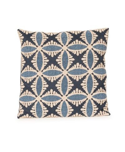 Blue Kaleidoscope Pillow – A Chair Affair Rentals