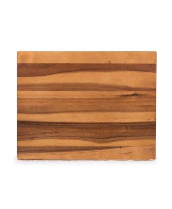 Dark Wood Cutting Board - A Chair Affair Rentals
