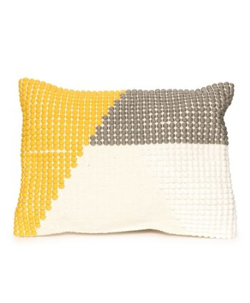 Dot Matrix Pillow - A Chair Affair Rentals