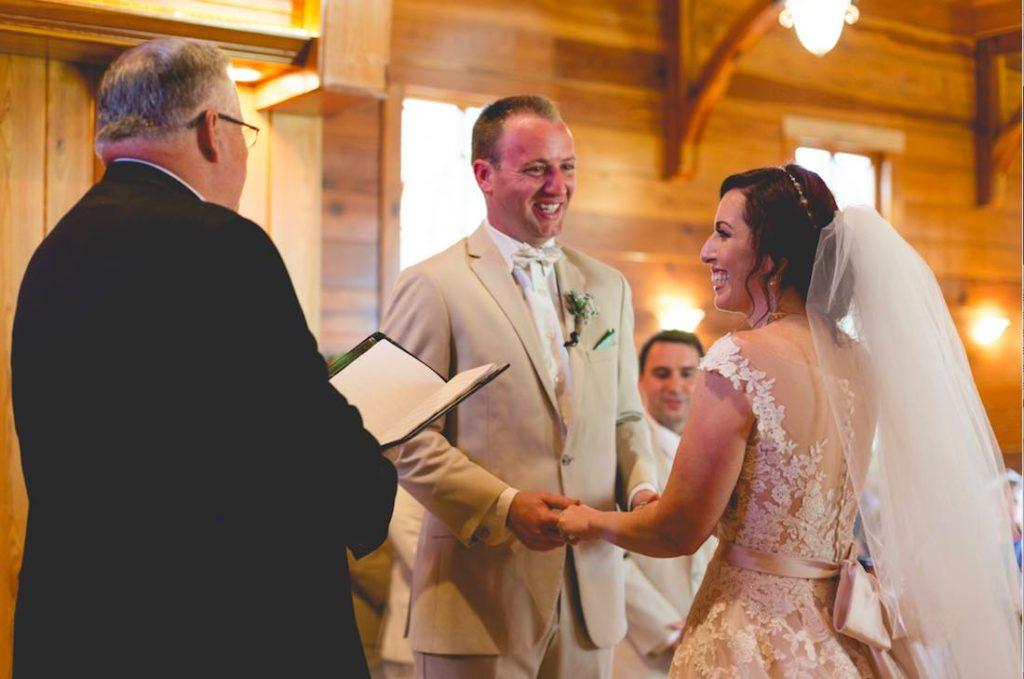 Florida Rustic Spring Wedding A Chair Affair Couple Mark Dickinson Photography