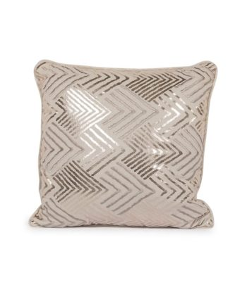 Gold Geometric Pillow - A Chair Affair Rentals