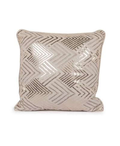 Gold Geometric Pillow – A Chair Affair Rentals
