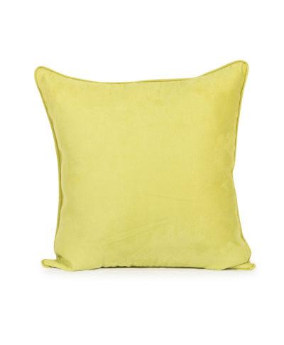 Lime Green Velvet Pillow – A Chair Affair Rentals
