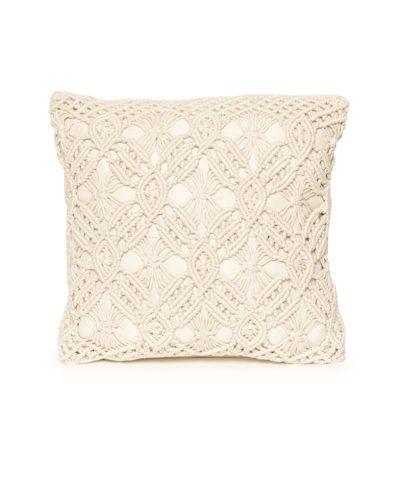 Macrame Pillow – A Chair Affair Rentals