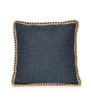 Navy Hipster Pillow - A Chair Affair Rentals