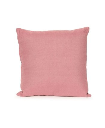 Pink Linen Pillow - A Chair Affair Rentals