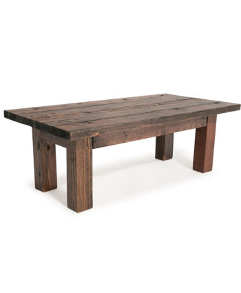 Rustic Farm Coffee Table - A Chair Affair Rentals