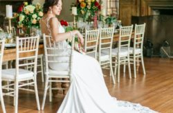 Howey Mansion Vintage-Inspired Wedding Photoshoot