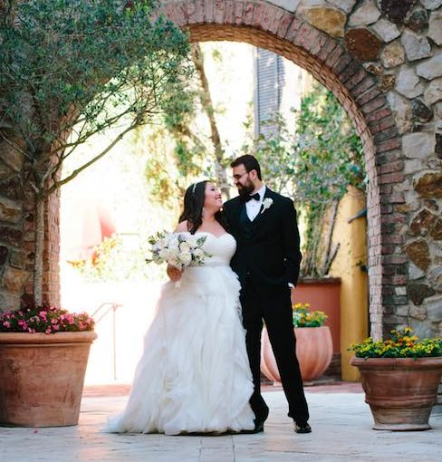 Bella Collina: Enchanting Bella Collina Wedding
