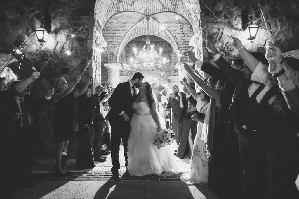 enchanting Bella Collina wedding