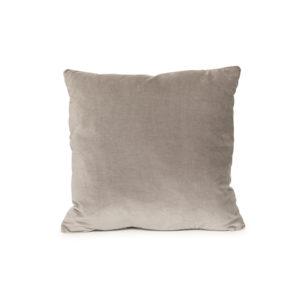 Silver Velvet Pillow - A Chair Affair Rentals