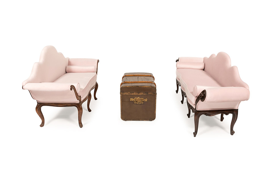 Lucy and Henry Collection - A Chair Affair Rentals