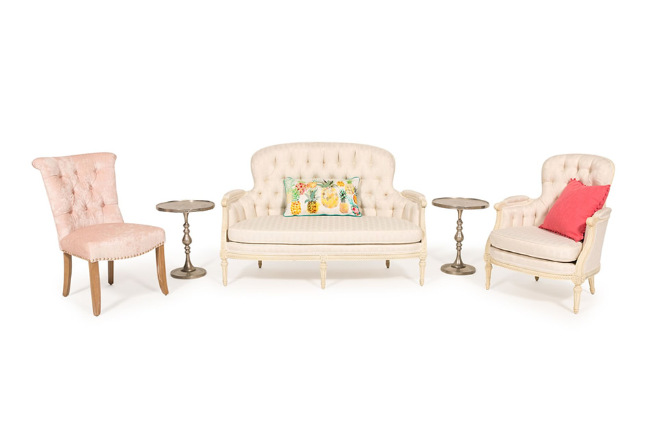 Maddie and Ollie Collection - A Chair Affair Rentals
