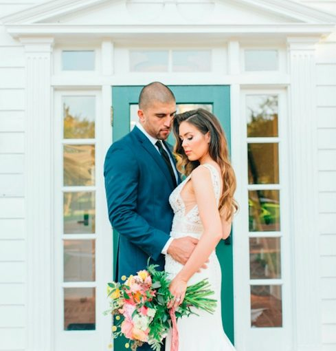 Cypress Grove summer styled shoot