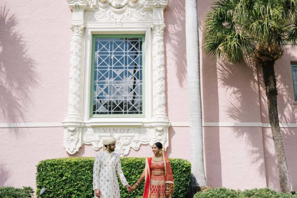 South Asian Vinoy Renaissance Wedding 2