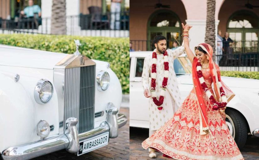 Vinoy Renaissance Traditional South Asian Wedding