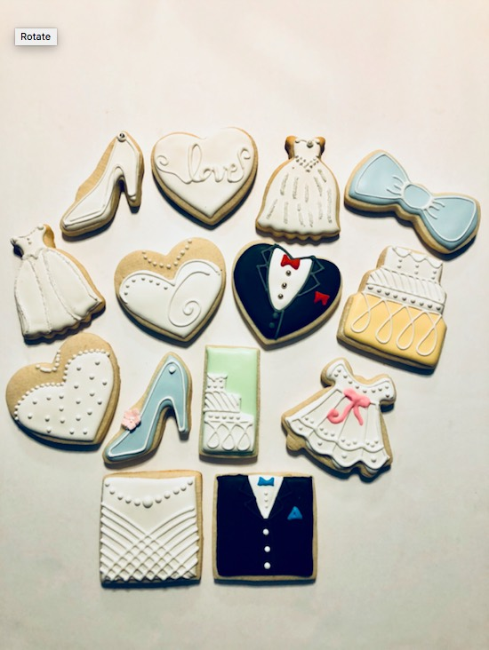 The Artful Flour Custom Cookies 2