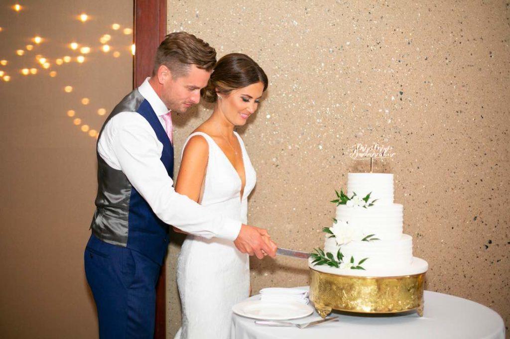 Villas at Grand Cypress elegant summer wedding