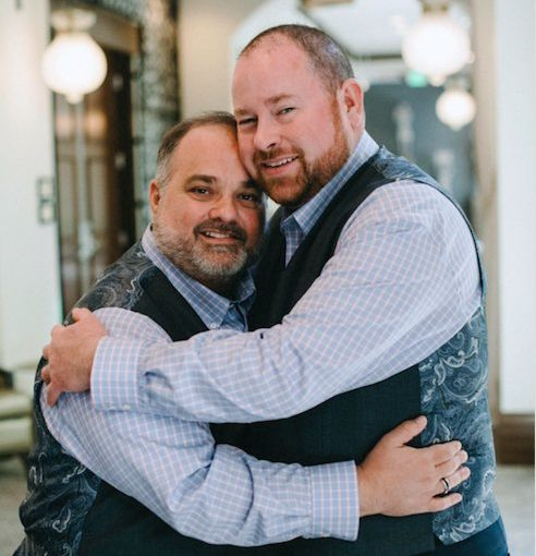 Winter Park LGBT wedding