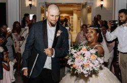 Leu Gardens Wedding in Blush and Cream