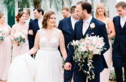 Cypress Grove Estate House Outdoor Wedding