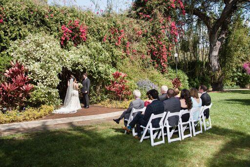 small tampa wedding venue