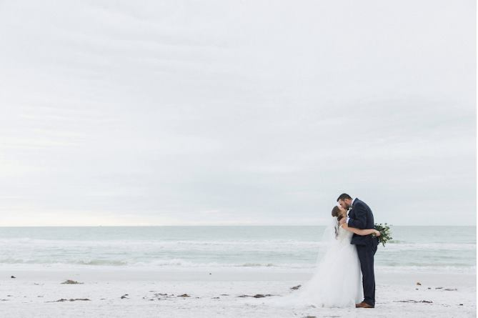 St. Pete Beach Wedding Featured in Marry Me Tampa Bay