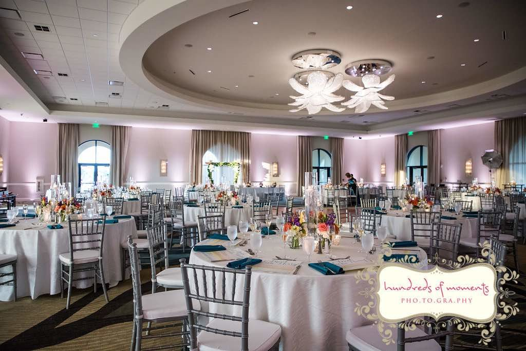 whimsical Orlando wedding Omni Resort