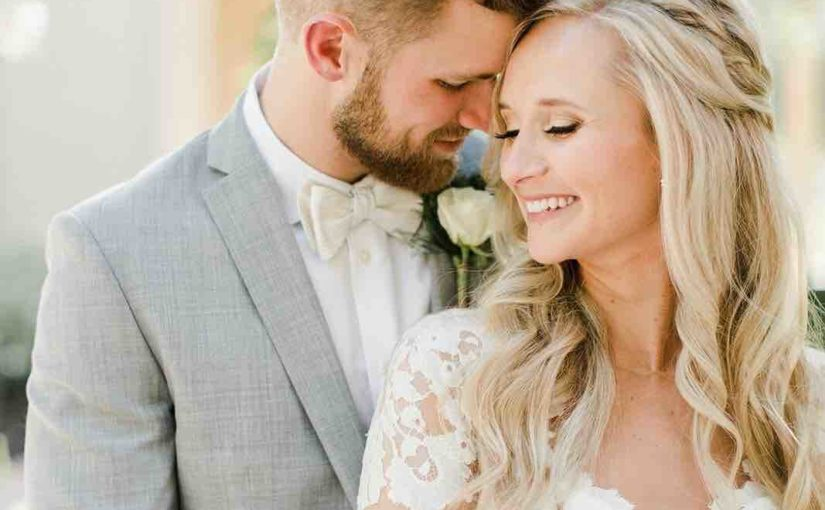 Winter Park Farmer's Market Rustic Romance Wedding