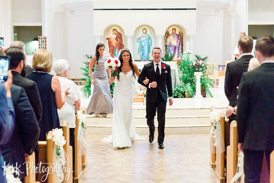 Bright Glamorous St. Petersburg wedding