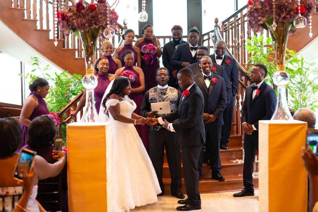 Stylish Lakefront Wedding at Tavares Pavilion