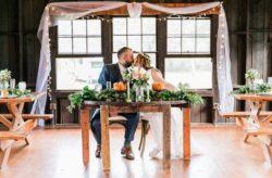 How to Host an Elegant Farmhouse Wedding