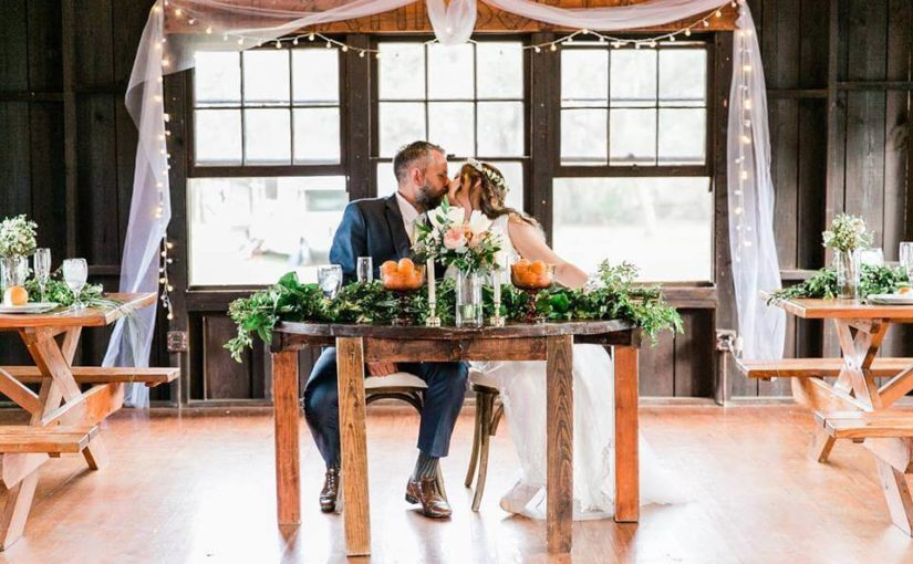 How to Host an Elegant Farmhouse Wedding