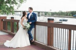 Fresh Tampa Armature Works Wedding