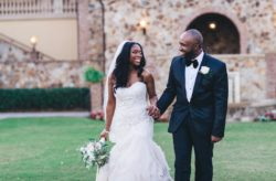 Bella Collina Sophisticated Gold Wedding