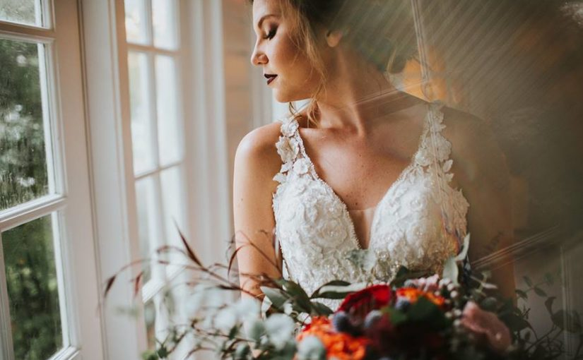 Fall Wedding Inspiration at Highland Manor