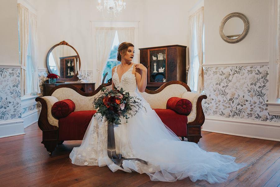 Fall Wedding Inspiration at Highland Manor A Chair Affair