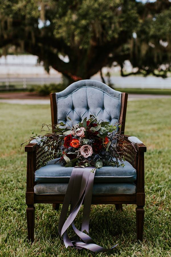 Fall Wedding Inspiration at Highland Manor A Chair Affair