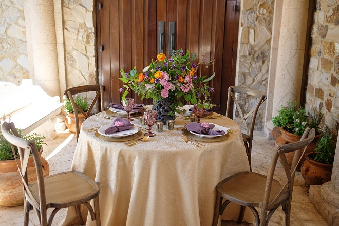 Subtle Chic Bella Collina, French Country Chairs