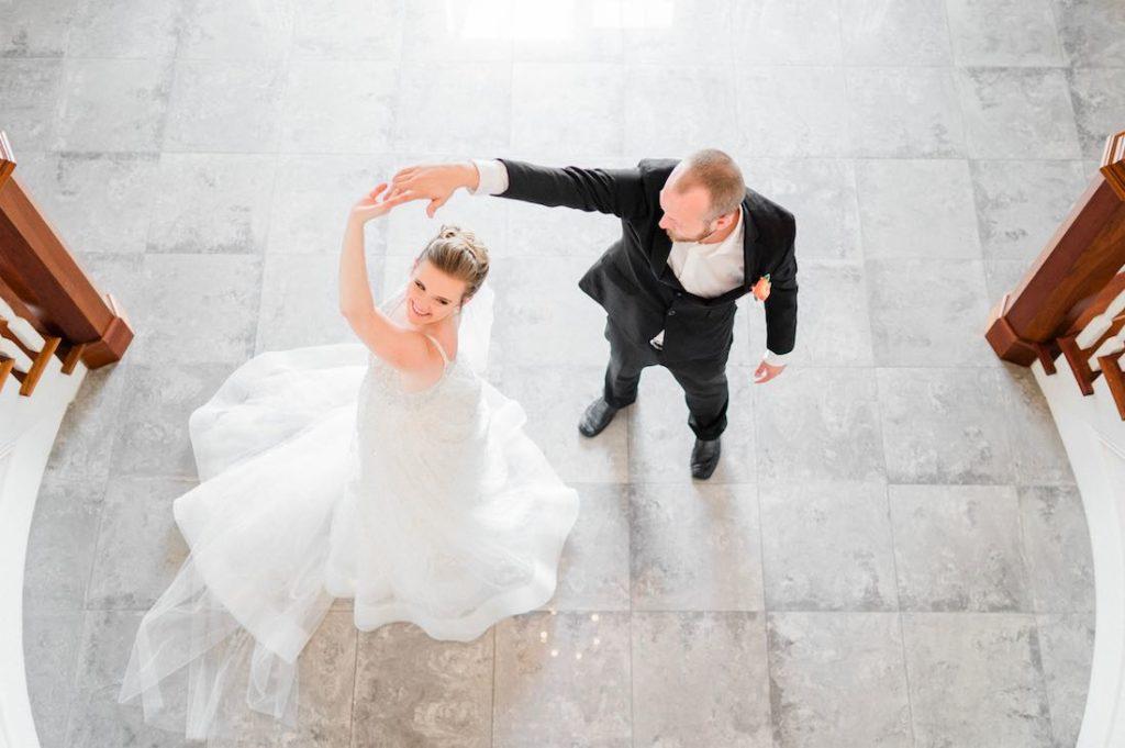 classy Luxmore Grande Estate wedding