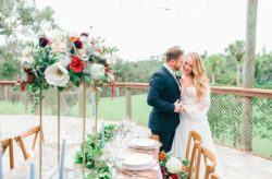 Up The Creek Farms Wedding Styled Shoot