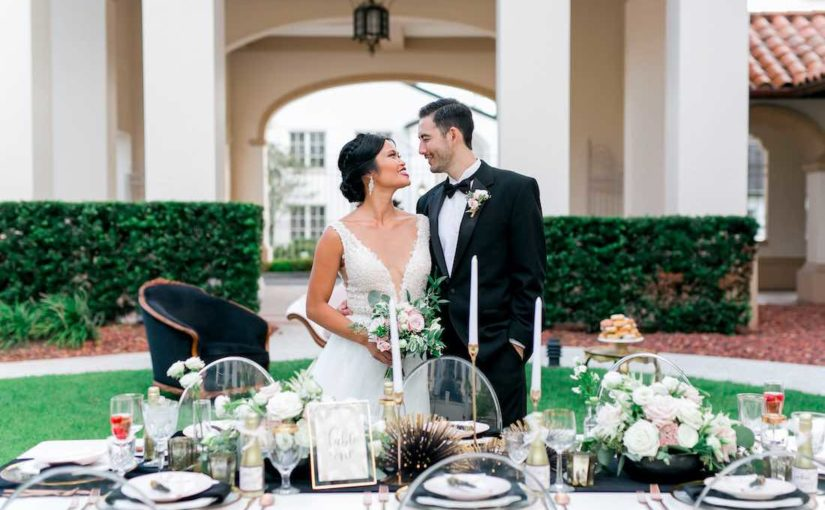 Alfond Inn Greek New Year's Eve Wedding