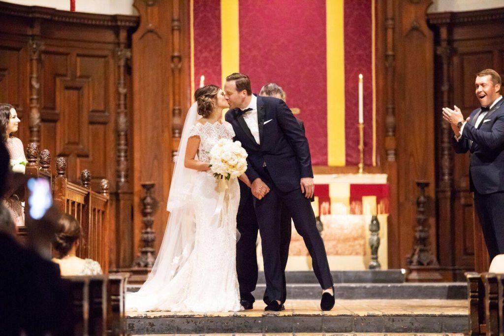 Rollins College Chapel Wedding