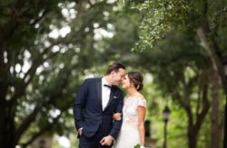 Chic Knowles Memorial Chapel Wedding